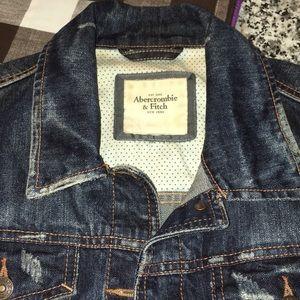 Abercrombie & Fitch - Denim Jacket